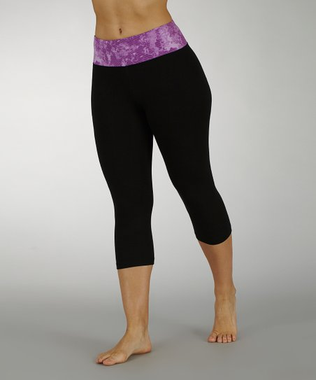 Iris Sky's the Limit Tummy-Control Capri Pants