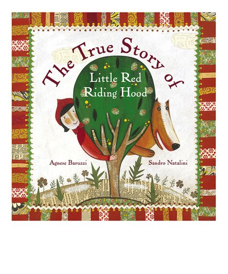 The True Story of Little Red Riding Hood Hardcover