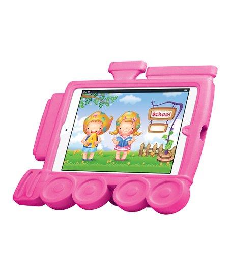 Pink Train Case for iPad mini