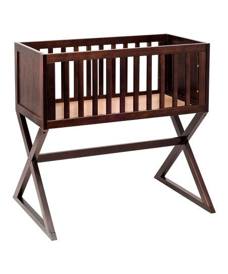 Espresso Bowery Bassinet/Toy Box