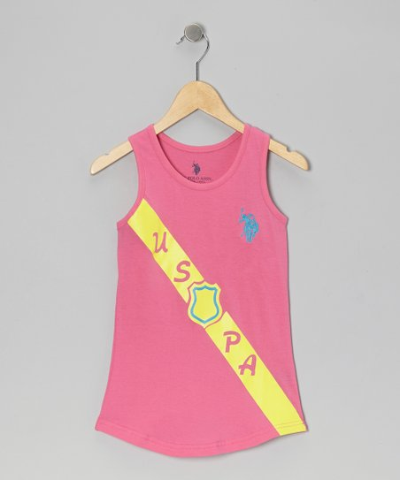 Rose Float 'USPA' Tank
