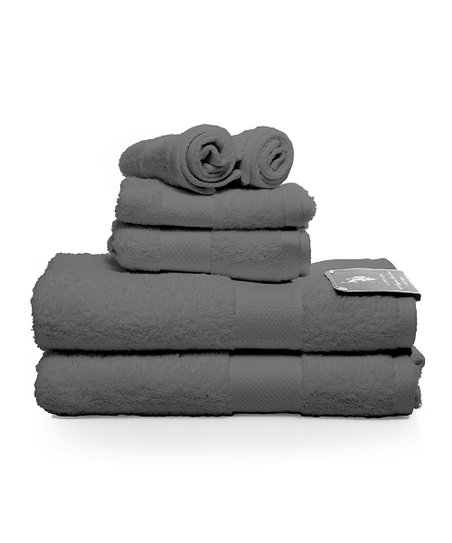 Storm Gray Towel