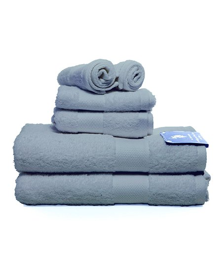 Winter Sky Ringspun Towel