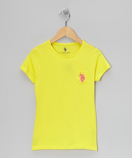 Yellow Tee