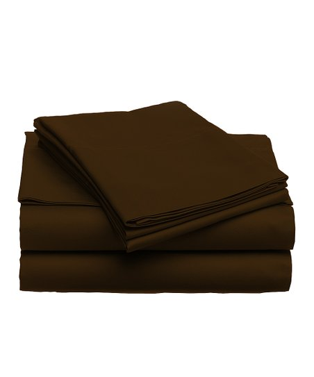 Cocoa Sheet Set