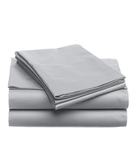 Dove Gray Sheet Set