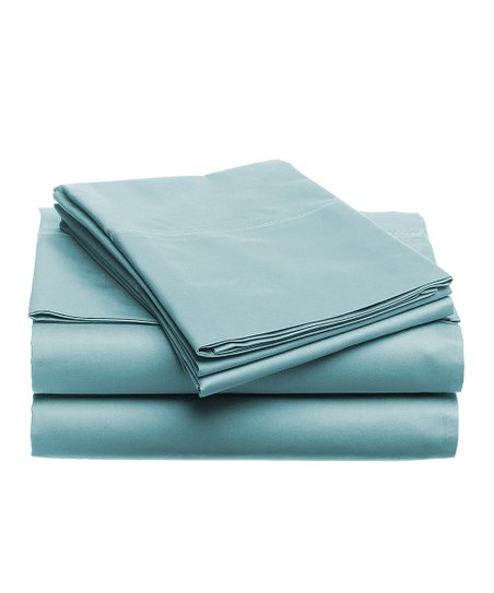 Robin's Egg Blue Sheet Set