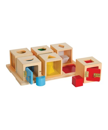 Peekaboo Lock Boxes Set
