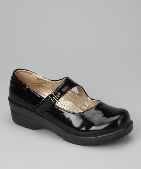 Black Patent Dannis Mary Jane