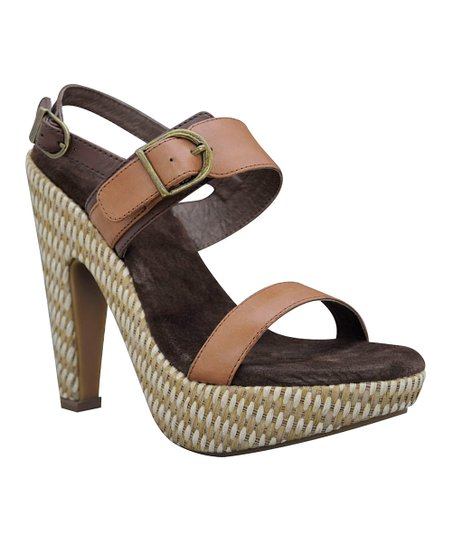 Brown Dorado Sandal