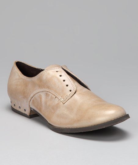 Sand Leather Romie Oxford