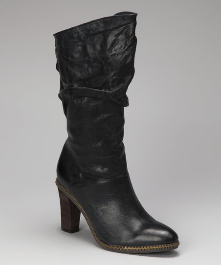 Dark Gray Makayla Boot