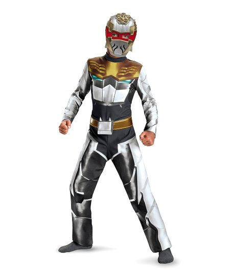 Robo Knight Megaforce Classic Dress-Up Set - Boys