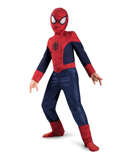 Ultimate Spider-Man Classic Dress-Up Set - Boys