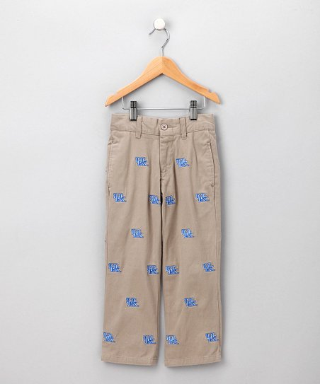Khaki Kentucky Pants - Toddler & Boys