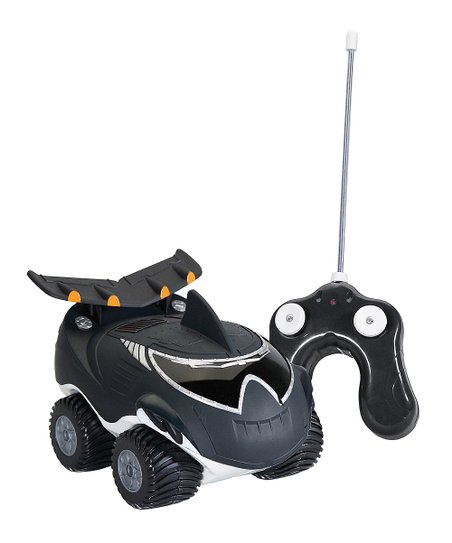 Black Whale Morphibian Remote Control Car