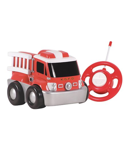 My First RC Go Go Remote Control Fire Truck