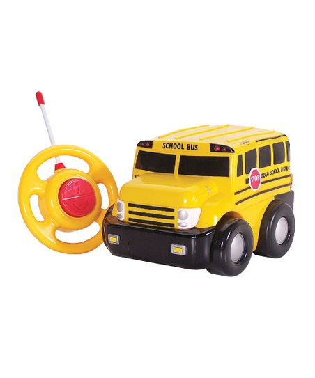 My First RC Go Go Remote Control School Bus