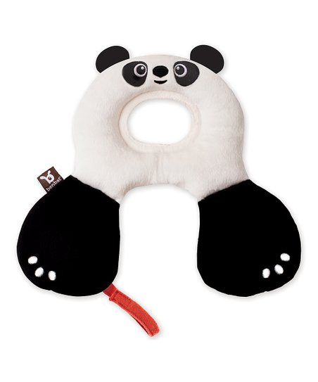 Black & White Panda Travel Pillow