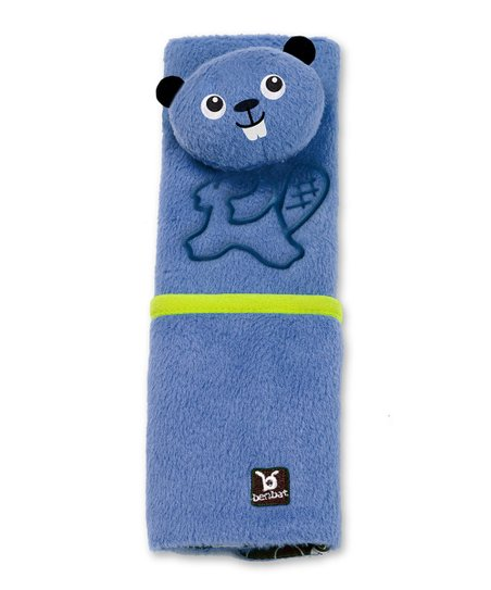 Blue Beaver Seat Belt Pad