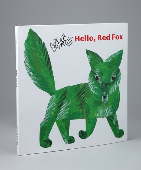 Hello, Red Fox Hardcover