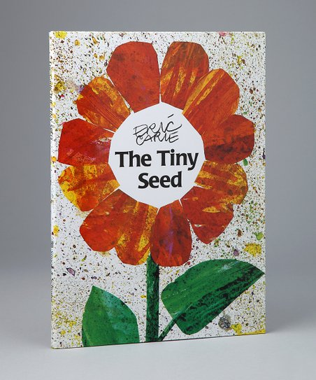 The Tiny Seed Hardcover