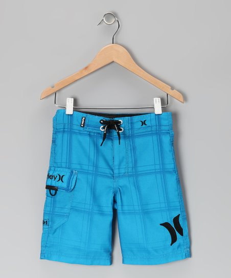 Aqua Boardshorts - Infant, Toddler & Boys
