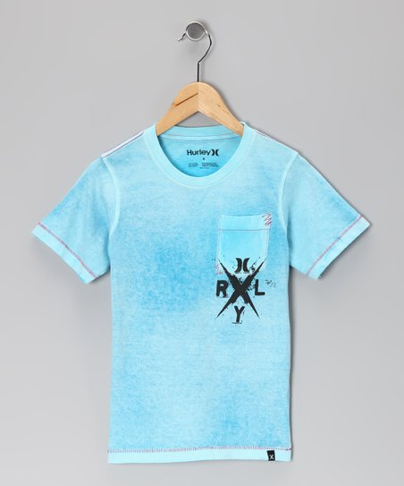 Baby Cyan Get Down Tee - Toddler