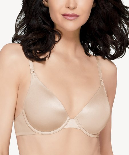 Nude Soft and Seductive Plunge Bra - Women & Plus