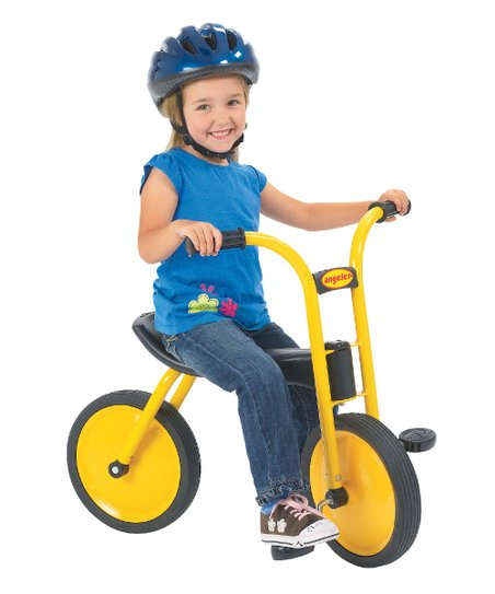 Yellow MyRider Bike