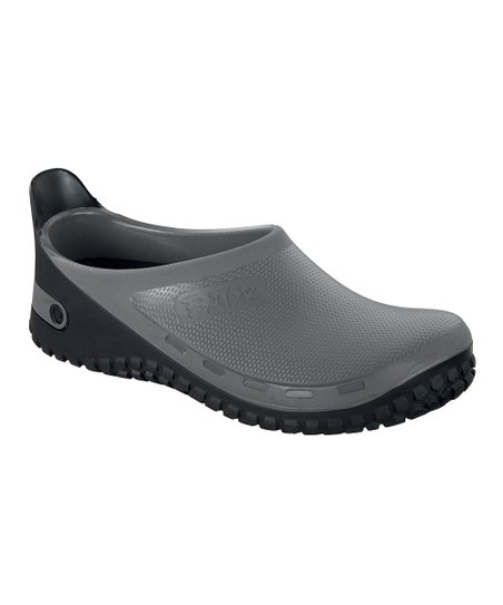 Steel Gray Active Birki Slip-On Shoe - Women & Men