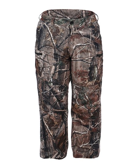 Brown Realtree Pants - Kids
