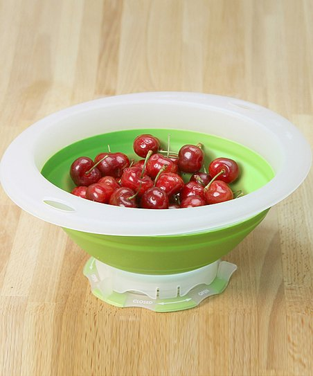 1.5-Qt. Dripless Collapsible Colander