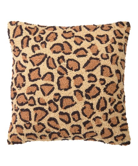 Leopard Hook Pillow
