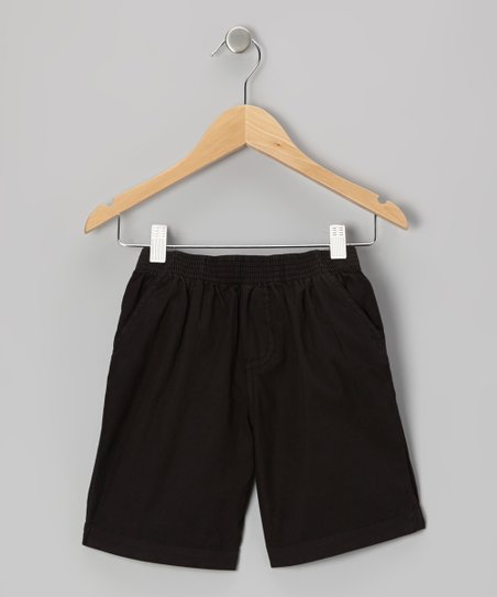 Black Shorts - Infant, Toddler & Boys