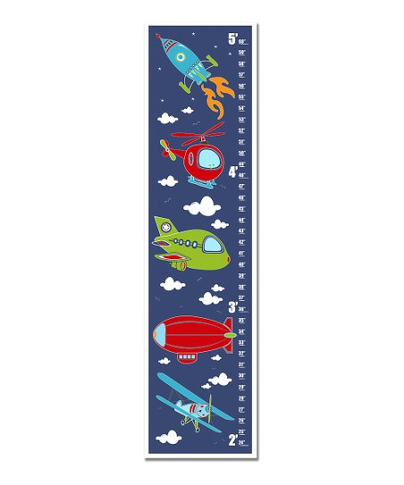 Navy Sky Rides Growth Chart