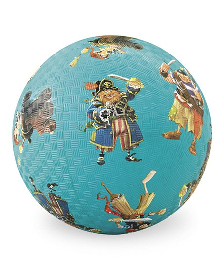 Pirate Rubber Ball