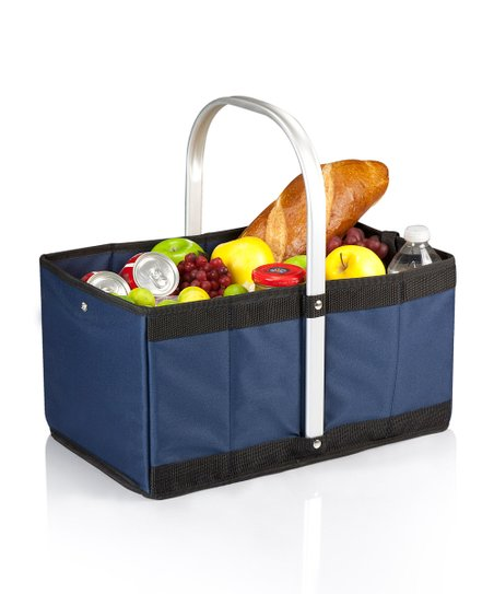 Navy Collapsible Urban Basket