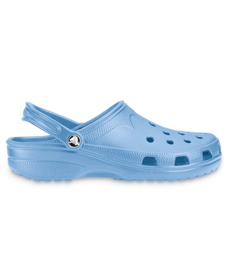 Light Blue Beach Clog - Men & Women