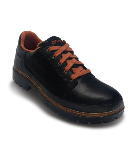 Black Cobbler Hiker Shoe - Men