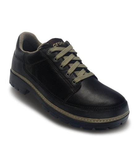 Espresso & Black Cobbler Hiker Shoe - Men