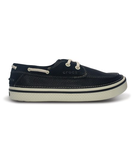 Black &amp; Stucco Hover Boat Shoe - Men
