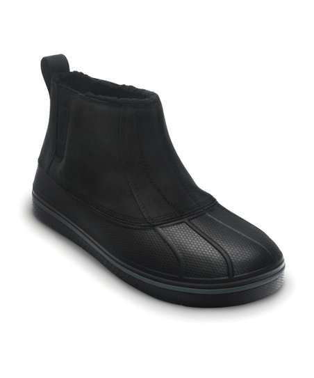 Black AllCast Duck Boot - Men