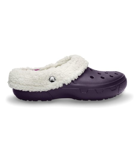 Mulberry &amp; Oatmeal Mammoth EVO Clog - Men &amp; Women