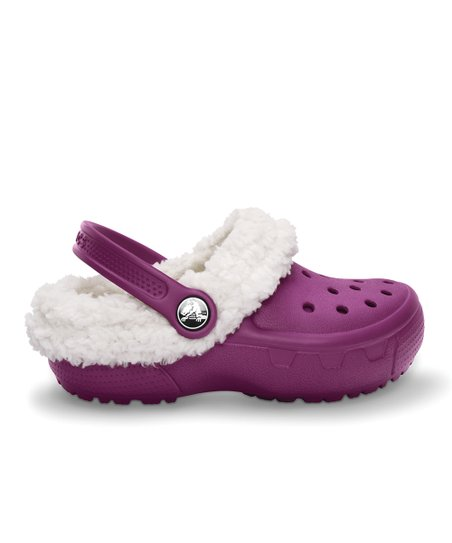 Viola &amp; Oatmeal Mammoth EVO Clog