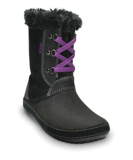 Black Berryessa Hiker Boot - Women