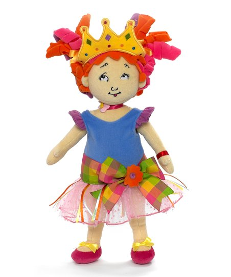 Fancy Nancy Washable Doll