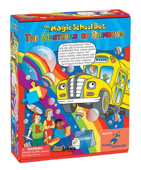 Magic School Bus: Mysteries of Rainbows Kit