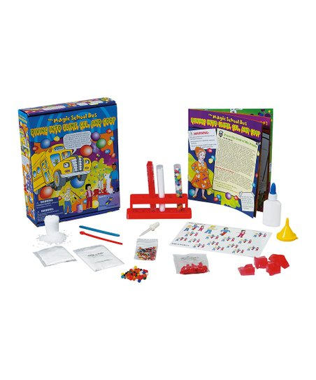 Magic School Bus: Slime, Gel & Goop Kit