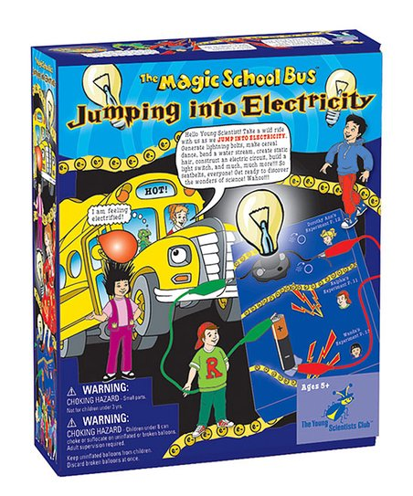 Magic School Bus: Into Electricity Kit